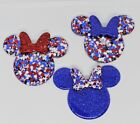 Patriotic Mickey Minnie Phone Grip - Swap Tops to Change Designs 4th of July