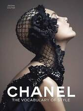 NEW Chanel: The Vocabulary of Style by Jérôme Gautier