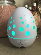 LG AROMA DIFFUSER...ESSENTIAL OIL AIR PURIFIER--w/ sample YOUNG LIVING LAVENDER