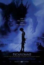 Escaflowne ~ 27x40 Movie Poster Kazuki Akane Yoshiyuki Takei New/Rolled!