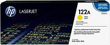 Genuine HP 122A Q3962A Amarillo LaserJet 2550 2820 2840 Cartucho De Tóner