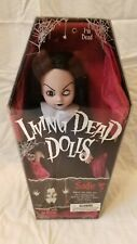 "Living Dead Doll Sadie 10"" Series 1 Mezco 2000 Complete in Box 99904"