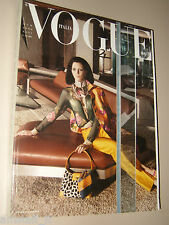 VOGUE MAGAZINE ITALIA=2000 MARCH=Hannelore Knuts by Steven Meisel=MARZO=