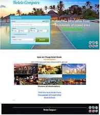 Completamente automatizzato Hotel, sito web di volo-include l'installazione in linea attività redditizie