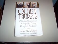 """Quiet Triumphs""Celebrities ShareSurvivalStrategiesforGettingThroughtheHardTimes"