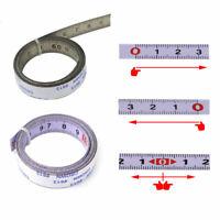Miter Saw Track Tape Measure Self Adhesive Backing Metric Ruler 1/2/3/5M AU