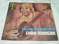Vintage Columbia EMI Mono Repress Chad Morgan The Sheik from Scrubby Creek