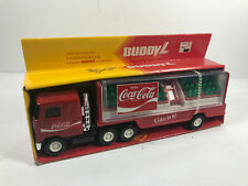 1981 Buddy L Coca-Cola Advertising Toy Truck NIB NIP coke