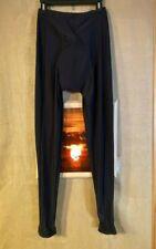 Canari unisex black cycling Lycra padded pant size M