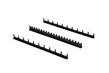 Screwdriver Holder Stand Drawer Rack Organizer Rail Tool Garage Shop Tray Slot