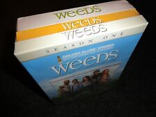 WEEDS SEASONS 1-3,Widow MARY LOUISE-PARKER sells weed to make ends meet-Comedy