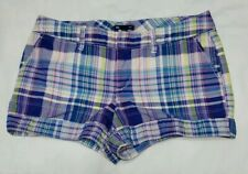 Women's Gap Plaid Shorts Size 8