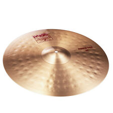"""Paiste 2002 Power Ride Cymbal Heavy Fairly Long Sustain Bright Full Clean 20"""""""