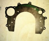 Oliver 77 rowcrop tractor engine motor mounting plate bracket motor plate