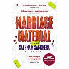 Marriage Material by Sathnam Sanghera (Paperback, 2014) 9780099558675