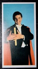 Magic Trick   Self Supporting Ruler Trick     Vintage Card  VGC