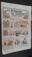 Rivista per Lettera La Settimana Di Suzette che Appaiono Il Giovedì 1934 #17 ABE