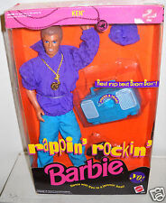 #9107 NRFB Vintage Mattel Rappin Rockin Ken (Barbie) Doll