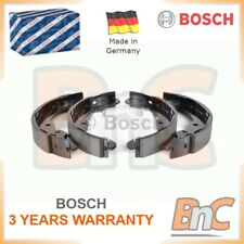 BOSCH REAR BRAKE SHOE SET SKODA VW SEAT OEM 0986487555 1J0698525