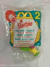 Barbie Happy Meal Dance Moves Barbie Figure Mattel McDonalds 1994