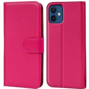 Schutz Hülle Für Apple iPhone 12 Mini Handy Klapp Schutz Tasche Book Flip Case