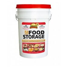 30 Day Supply Food Survival Kit Disaster Storage Bucket Kit Freeze Dried Pail