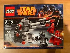 Lego 75034 Star Wars Death Star Troopers  **NEW-SEALED**