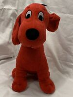 Kohl's Cares Kohls CLIFFORD THE BIG RED DOG Plush Stuffed Animal 14 Inches