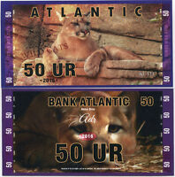 ATLANTIC BEAR 10 UR 2016 BIRUANG BEAR UNC