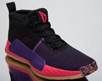 "adidas Dame 5 ""Harlem Renaissance"" Mens Black Shoes Basketball Sneakers BB9313"