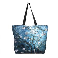 Van Gogh Painting Women Girl's Shopping Tote Bag Shoulder Bag Handbag School Bag