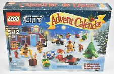 Lego City 2012 Advent Calendar #4428 100% Complete Set With Box