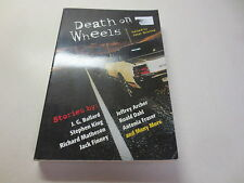 Death on Wheels edited by Peter Haining 19 high speed tales of Road Rage Mystery