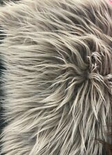 Long Pile/Mongolian Faux Fur Fabric /10