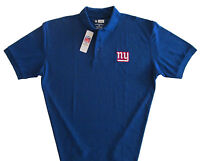 New York Giants  NFL Men's Team Apparel Classic Polo Shirt Big & Tall Sizes NWT