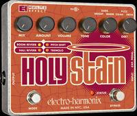 EHX ELECTRO HARMONIX HOLY STAIN Tremolo, Reverb &  Multi FX