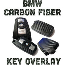 BMW Carbon Fiber Key Overlay 128 135 128i 135i E82 F20 1M Cover up your old key