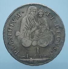 BOLOGNA SCUDO DA 10 PAOLI 1796 GOVERNO POPOLARE BB