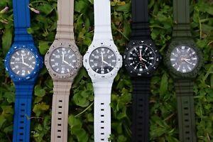 Student Waterproof Sports Luminous Quartz Boys wristwatch Hide Pointer Watch