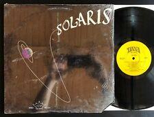 SOLARIS MODERN SOUL LP on DANA DR 1212 VG++