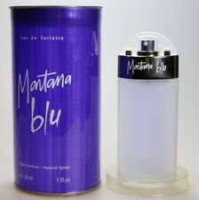 Montana blu 30 ml Eau de Toilette Spray NEU in OVP
