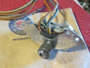 NOS 1948-1949 Packard turn signal switch assembly