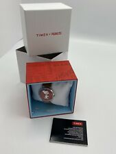 Timex Todd Snyder Snoopy Leather Ladies Watch TW2T39400JR