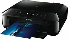 Canon PIXMA Mg6860 All in One Inkjet Wireless Photo Scan Multifunction Printer