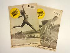 Der Sonnenmensch  Heft 10 und 11 FKK Österreich 1949