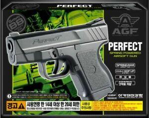 [Academy] #17231 Perfect Handgun Airsoft BB ShotGun Toys Military Kit