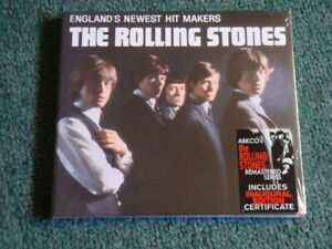 The ROLLING STONES-England's Newest Hit Maker's-ABKCO SACD CERTIFICATE-NEW & OOP
