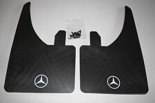 Universal Van Mudflaps Front Rear Mercedes Logo Citan Vito Front Mud Flap Guard