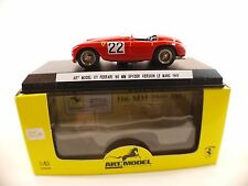 Art Model Art 011 Ferrari 166 MM S Le Mans 1949 Chinetti 1/43 neufboîte Mint