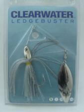 Strikezone LB034-17SW 3/4 Oz Ledgebuster Clearwater Spinner Bait 21854